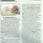 Hotpress Magazine exhibitions listings
