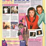 Sugar Magazine, Dario G interview