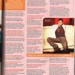 Sugar Magazine, Josh Hartnett interview