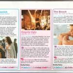 """Sugar Magazine """"Leben wie im Film"""" feature"""