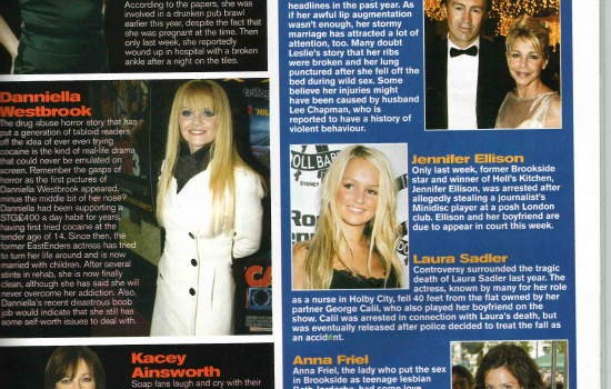 tvnow Magazine gossip stories