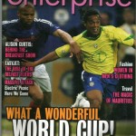 Enterprise Magazine Cover