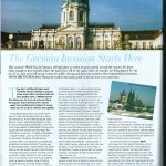 Enterprise Magazine travel story for 2006 World Cup