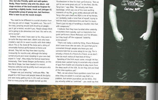 imro Magazine Republic of Loose interview