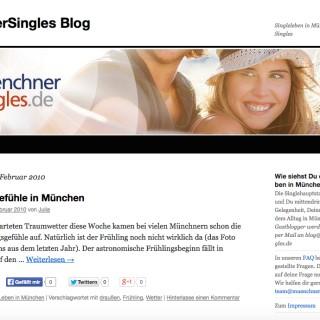 MuenchnerSingles Blog
