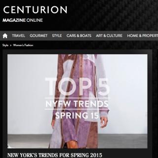 Centurion Magazine