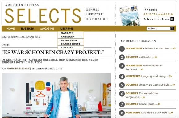 Selects Magazine