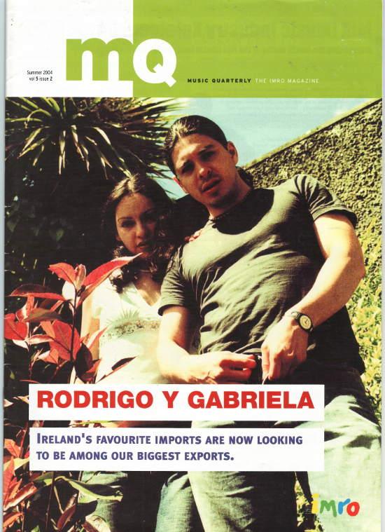 imro Music Quarterly Magazine