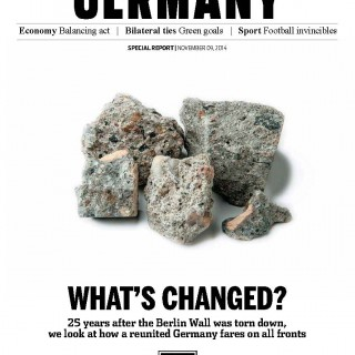 Germany Cover, GN Focus Special Report