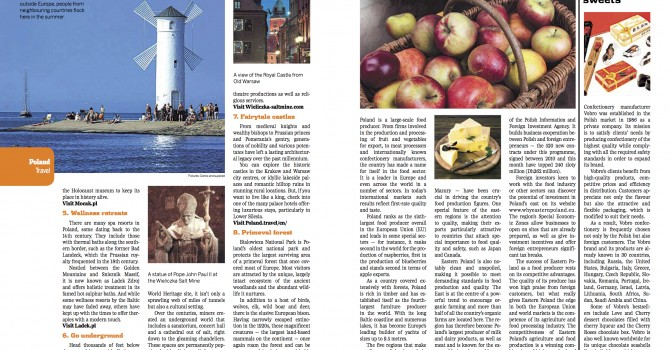 Poland travel feature for Gulf News