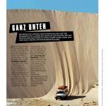 American Express EXPERIENCE Magazine, Western Australia travel story