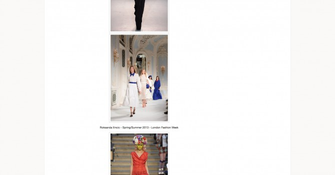 Fashion Week Recap Part 4: Designer-Trends Sommer '13