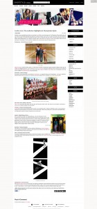 London 2012: Die modischen Highlights der Olympischen Spiele