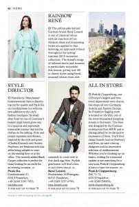 SHOP Magazine Germany Paule Ka