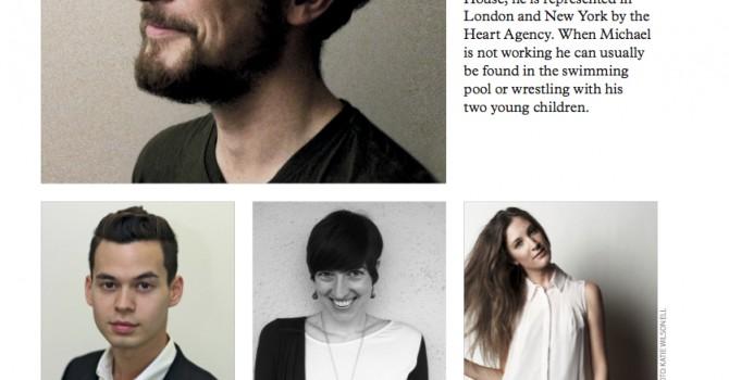 SHOP Magazine Germany contributors page