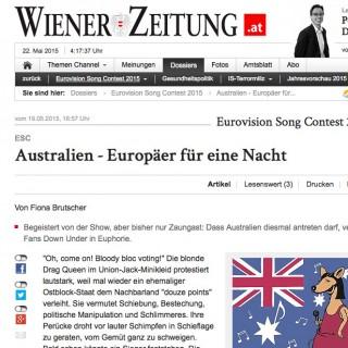 Australien - Wiener Zeitung Online