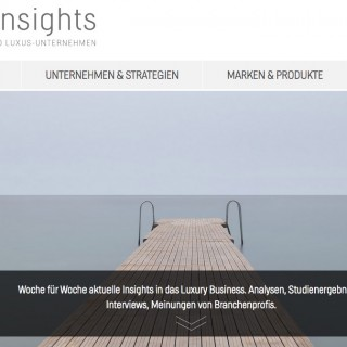 Luxury Insights Blog
